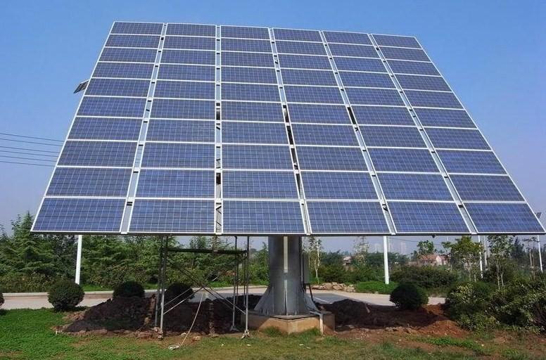 10KW太阳能发电系统