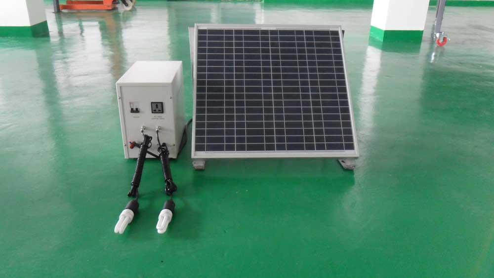 30W太阳能移动电源