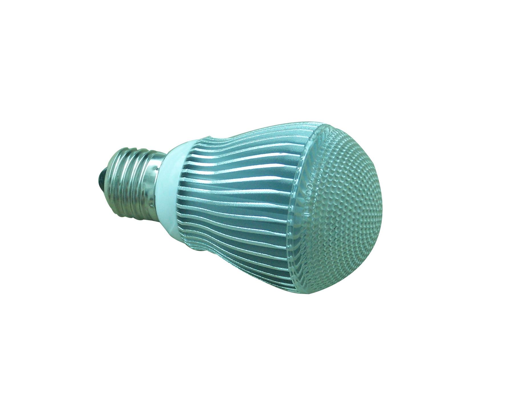球泡灯5W