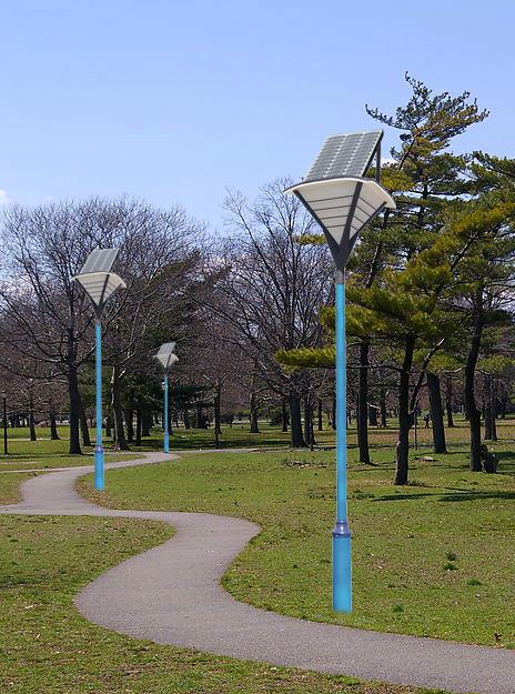 太阳能庭院灯QN-B08