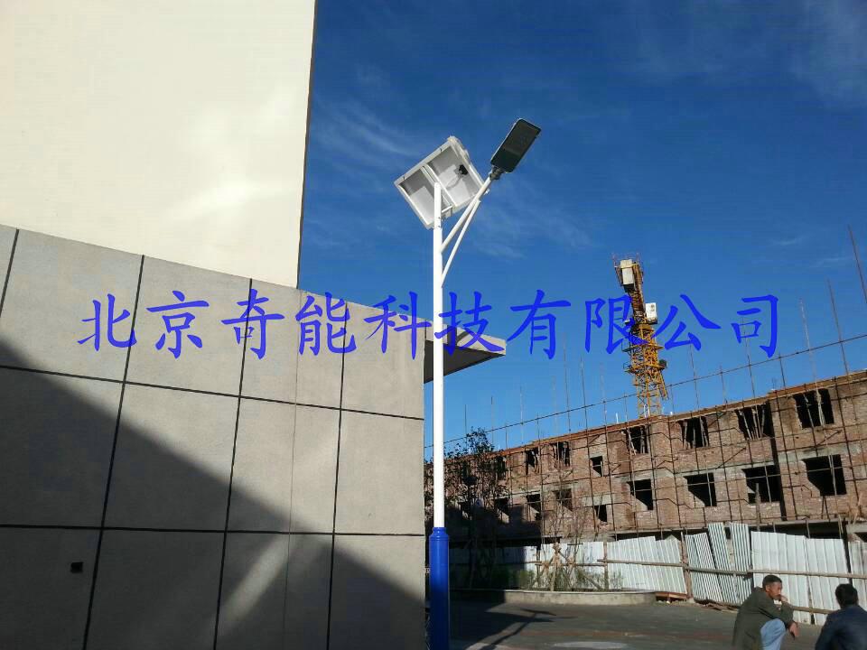 内蒙锡林郭勒盟小区照明工程