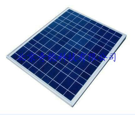 40W太阳能多晶电池板