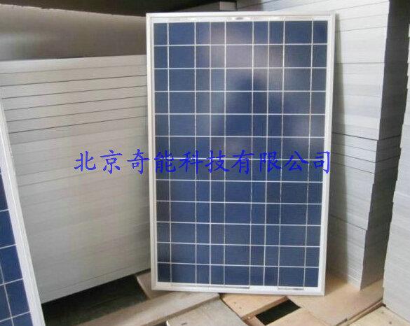 60W太阳能多晶电池板