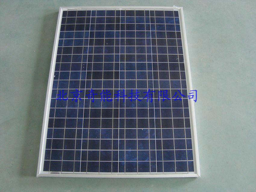 100W太阳能多晶电池