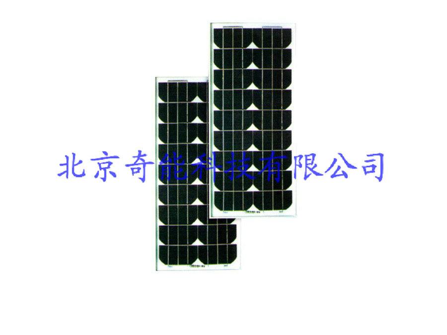 50W太阳能单晶电池板