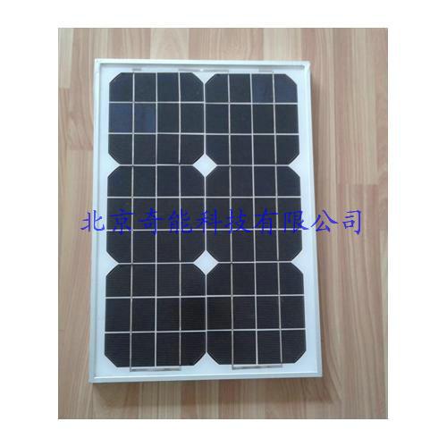 20W太阳能单晶电池板