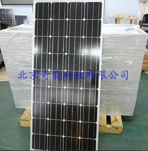 100W太阳能单晶电池板