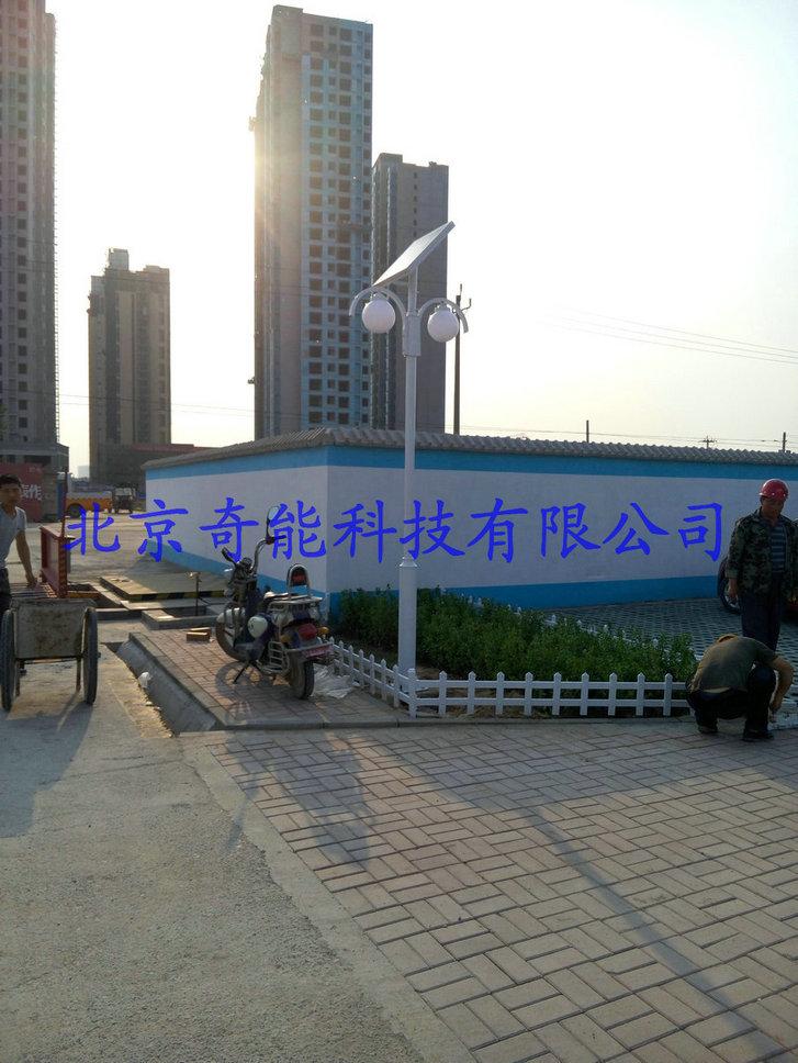 河北大厂早安北京庭院灯安装
