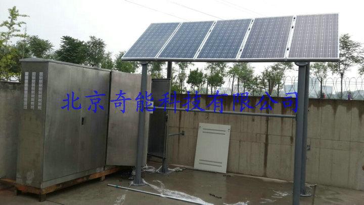 北京1000W太阳能发电系统安装实例