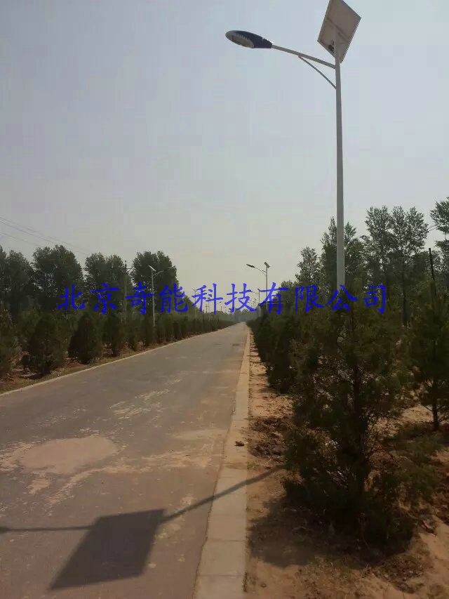山西朔州山阴县70套路灯项目