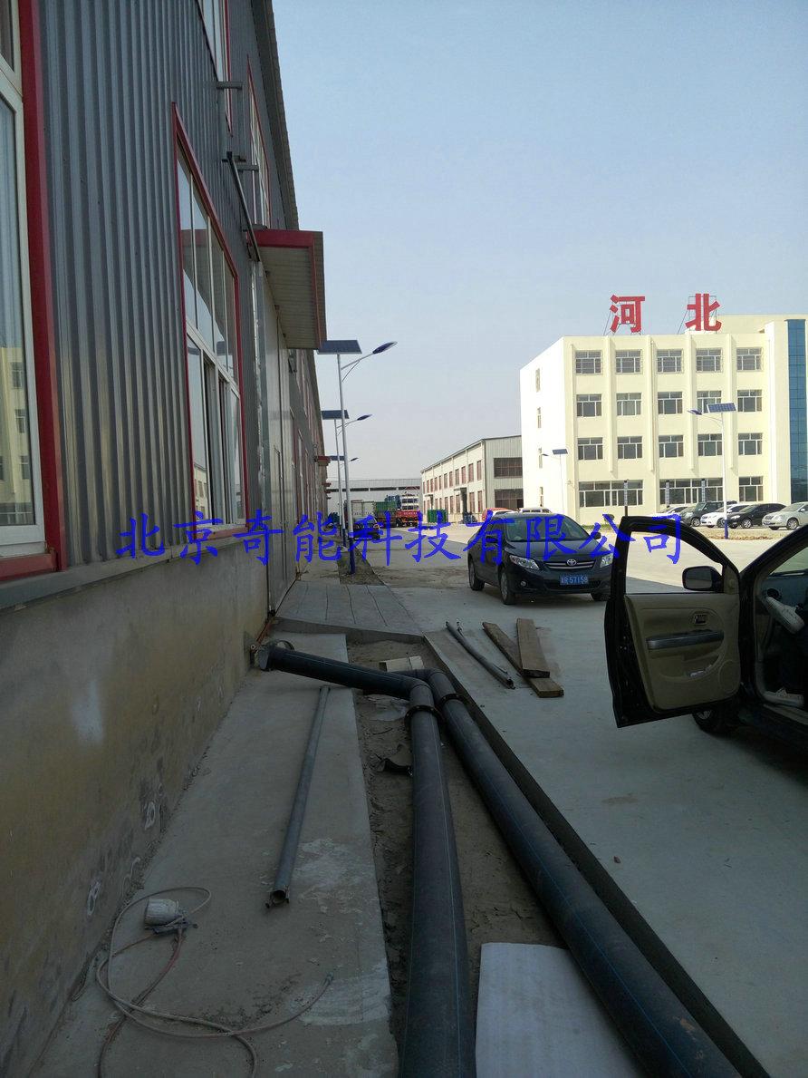 廊坊文安县某工厂太阳能照明项目