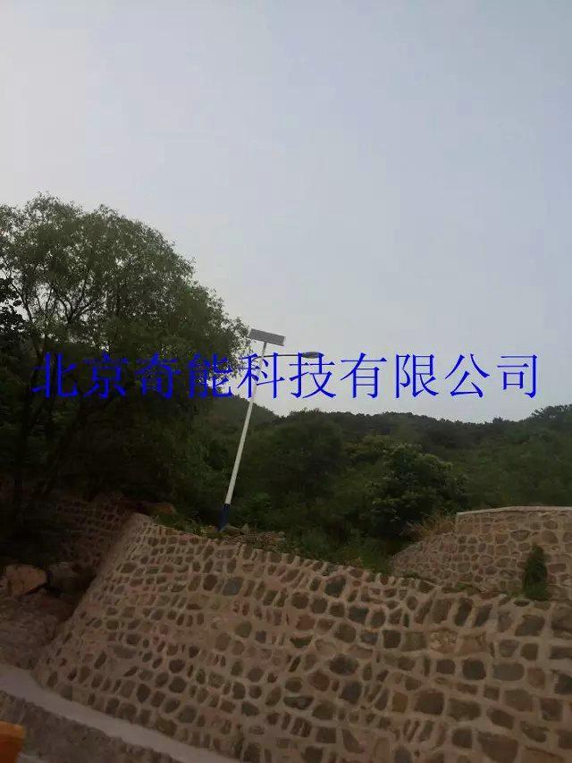 北京密云太阳能路灯安装