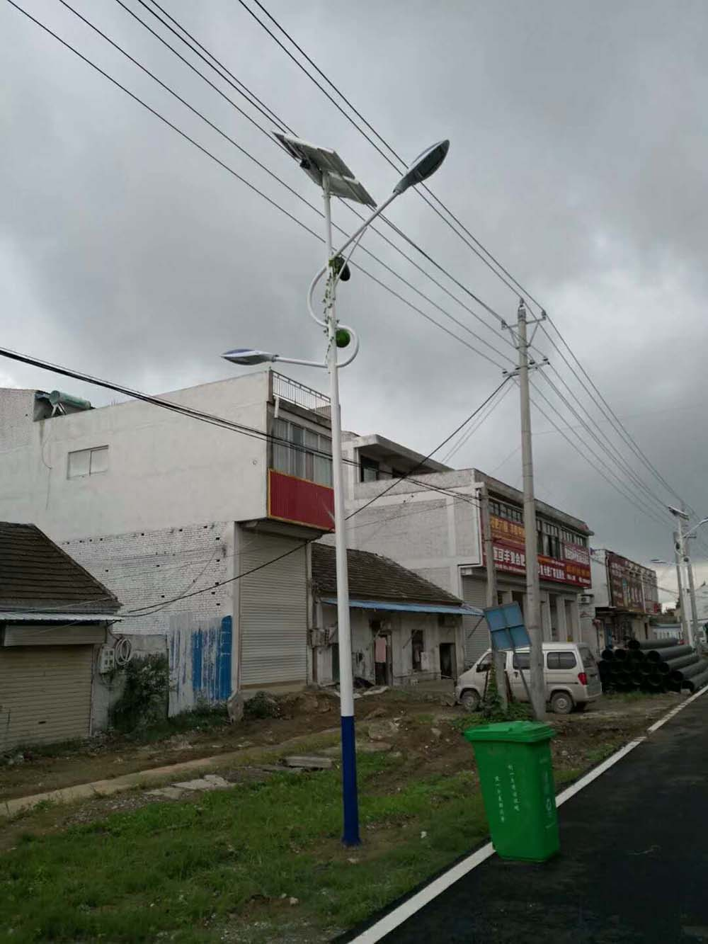 太阳能路灯QN-A36