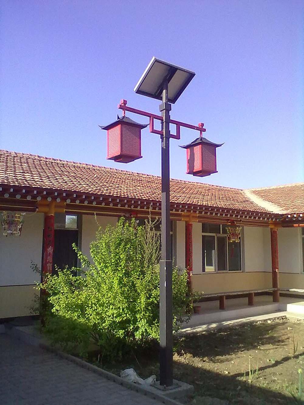 太阳能庭院灯QN-B04