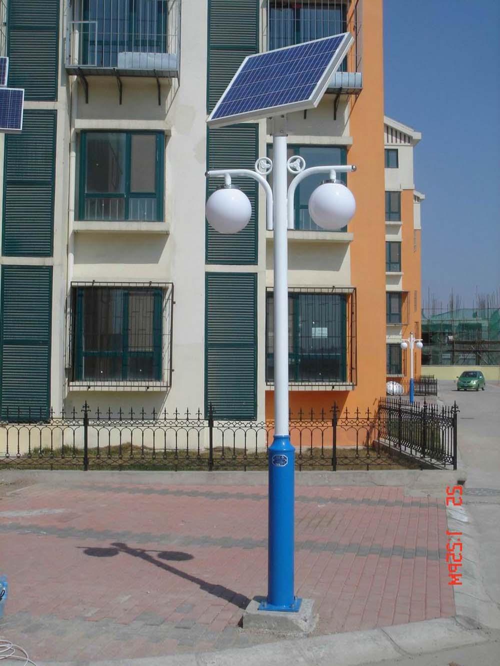 太阳能庭院灯QN-B25