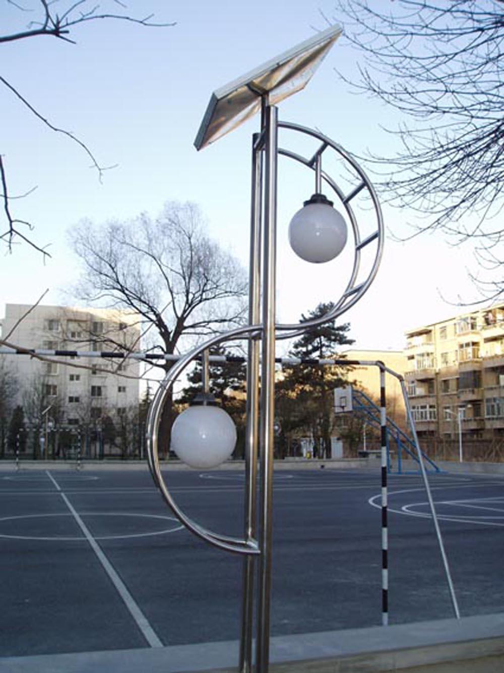 太阳能庭院灯QN-B27