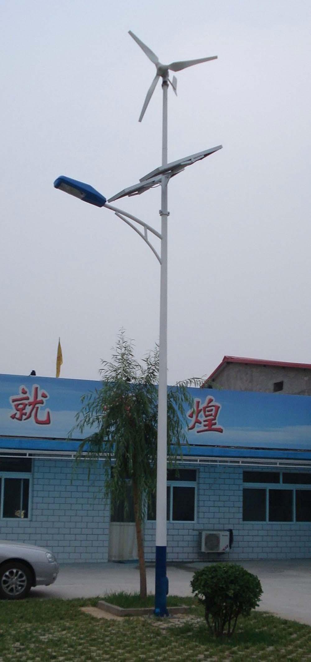 风光互补路灯QN-C01