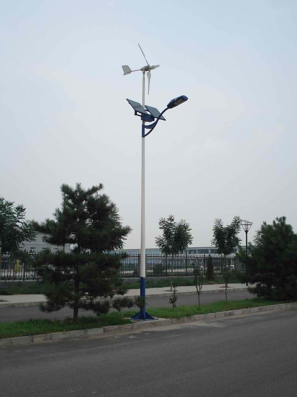 风光互补路灯QN-C02