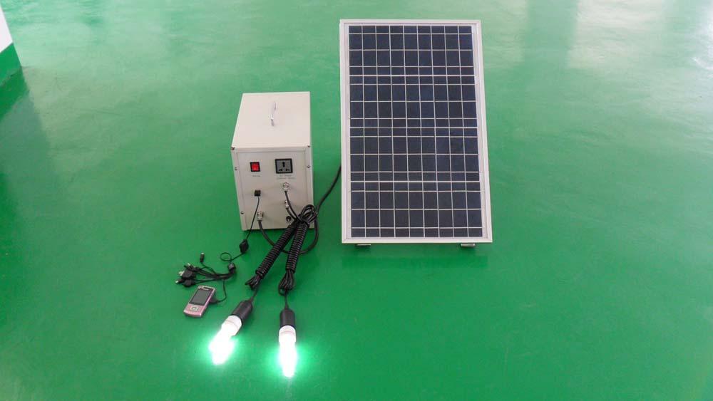 20W太阳能移动电源