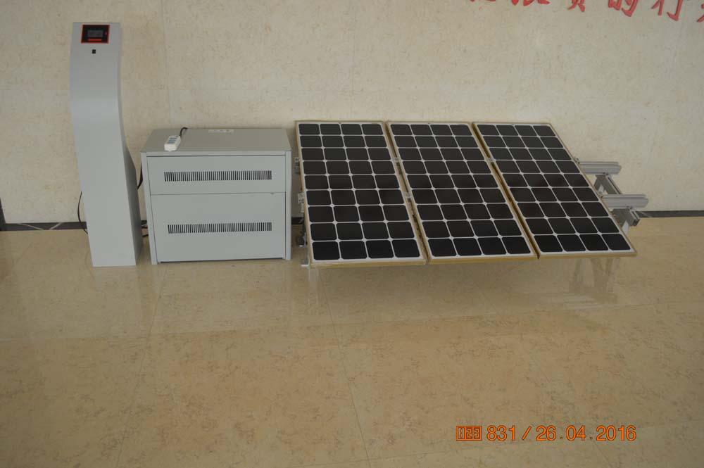 3200W太阳能发电系统