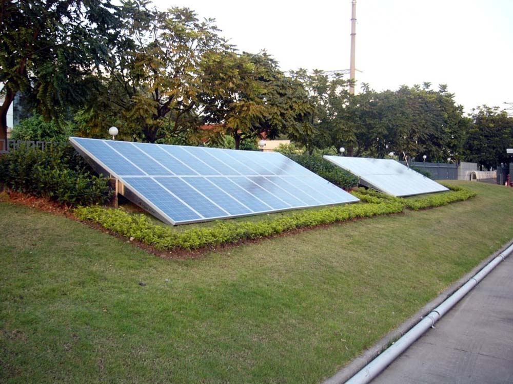 5KW太阳能发电系统