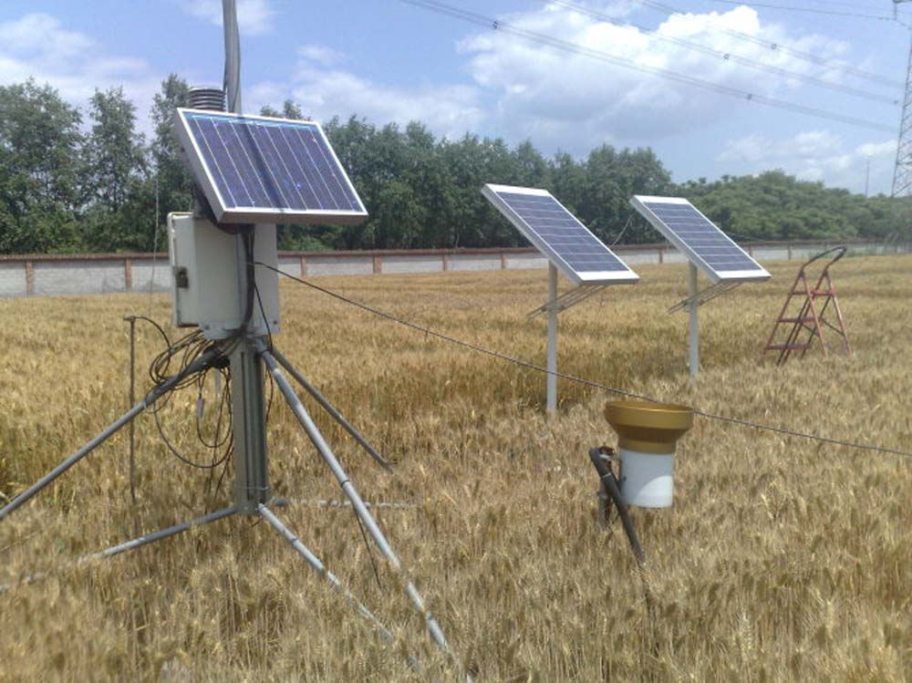 农田太阳能监控系统
