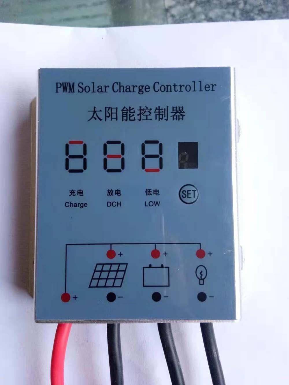 12V/24V大功率通用型控制器