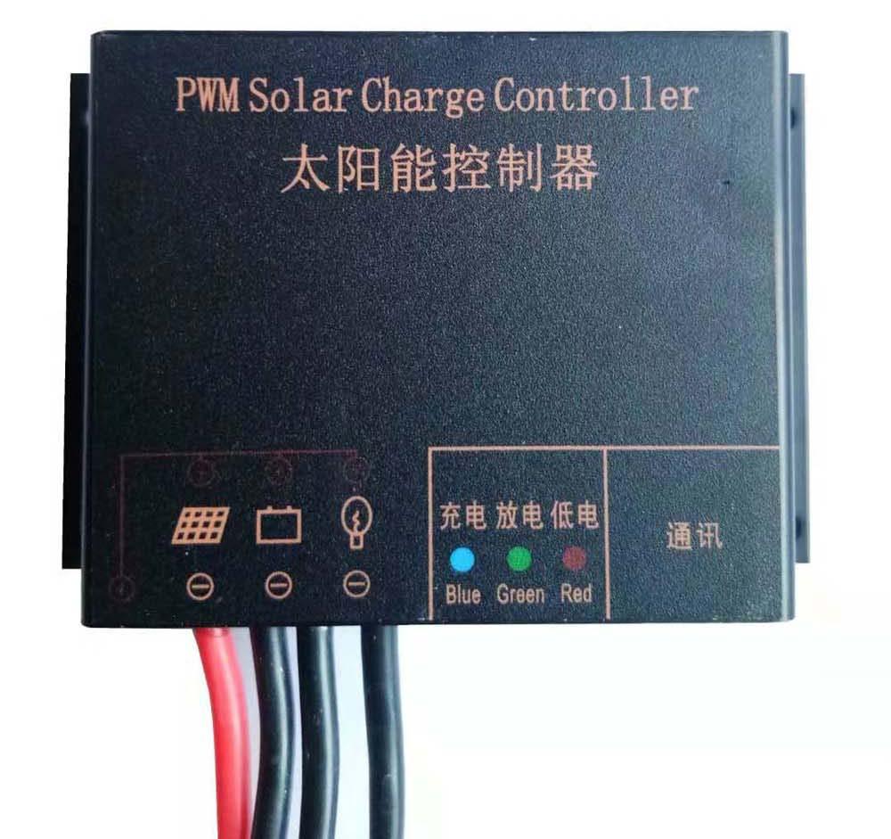 12V/24V升压型胶体专用控制器