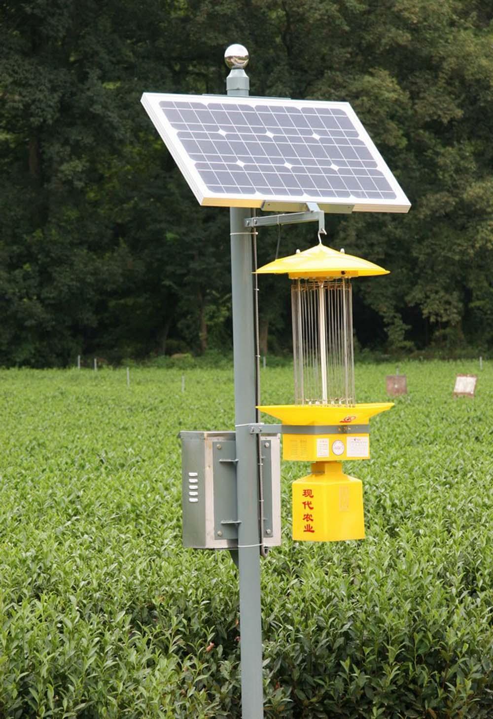 太阳能杀虫灯QN-F01