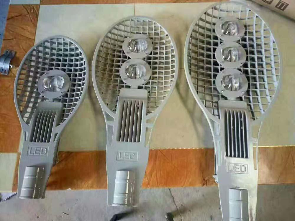 网拍型LED路灯灯头