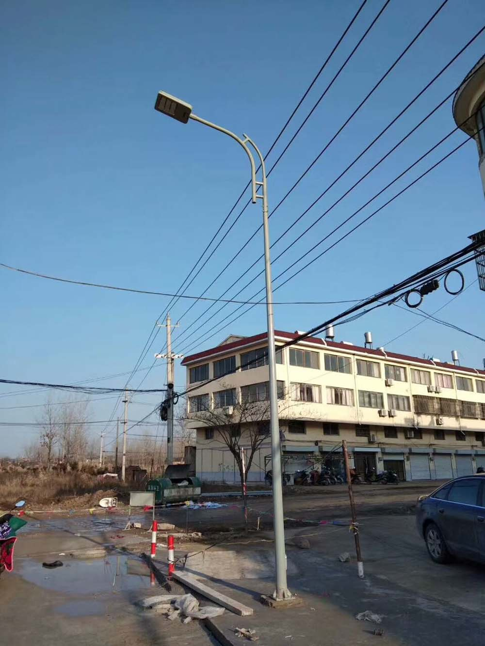 LED路灯QN-E12