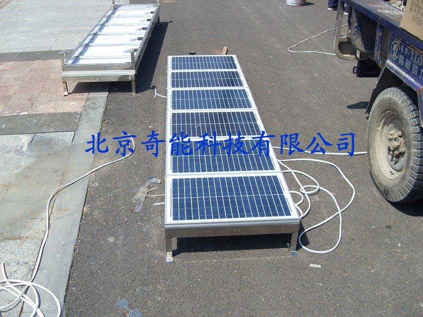 大同市太阳能公交站牌