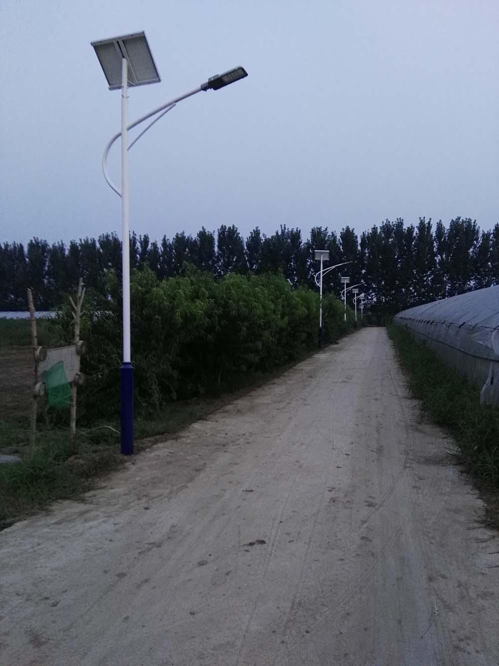 农场太阳能照明工程