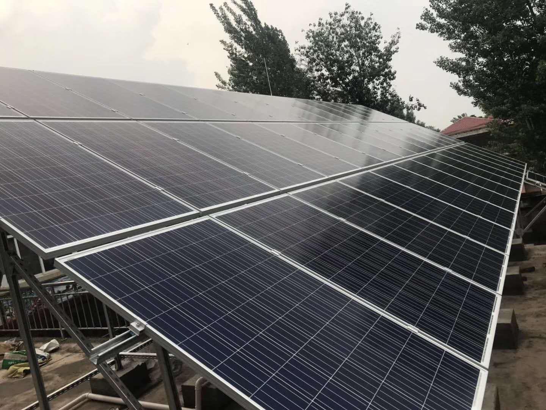 临漳县10KW光伏发电系统