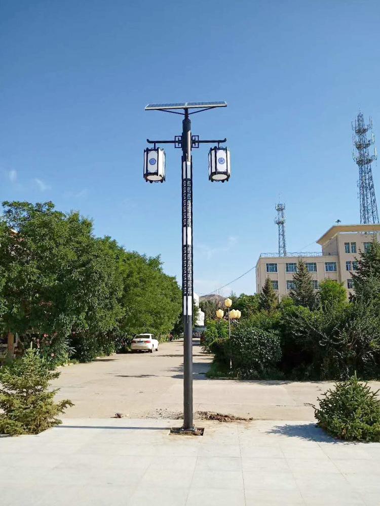 想要太阳能路灯亮度好 这两点不得不知道!