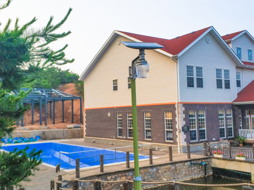 特价太阳能苹果灯,5年超长质保,家庭照明首选!