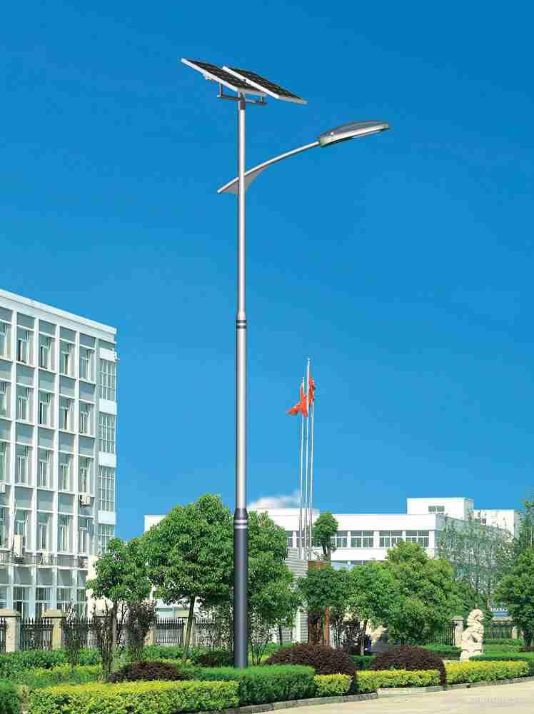 新能源太阳能路灯