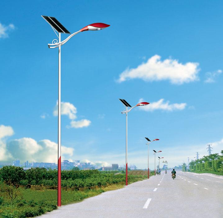 太阳能路灯常用规格配置表