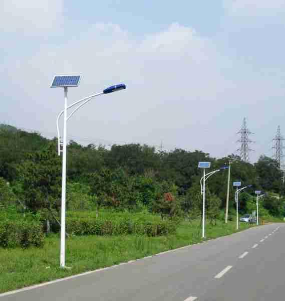 led路灯和其它能源路灯相比有哪些区别