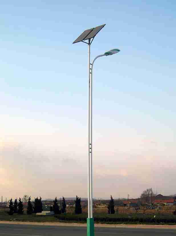万盏LED路灯将点亮广州北部新农村