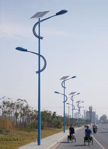 国外智慧城市智慧灯杆案例汇总