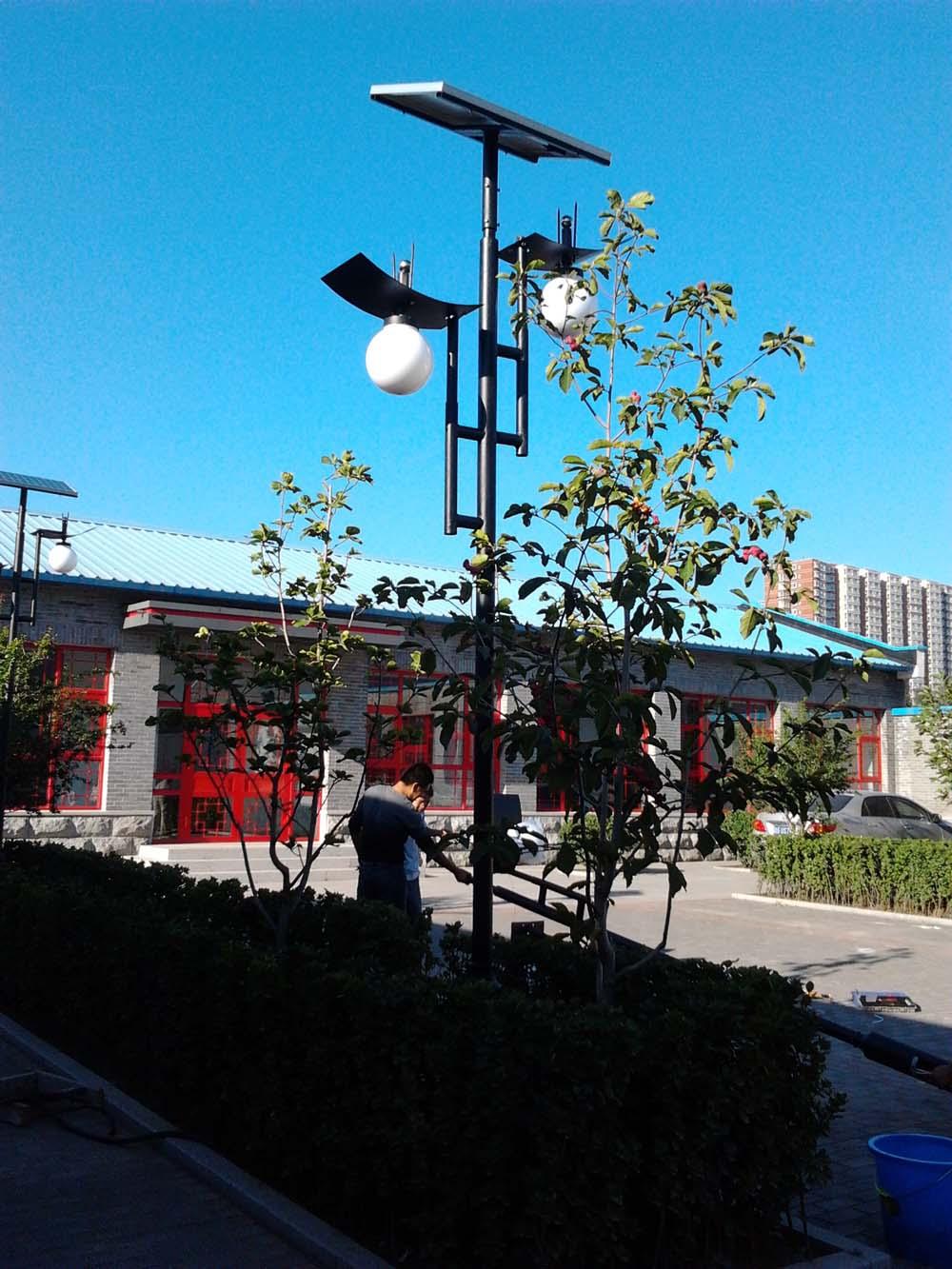太阳能庭院灯QN-B18