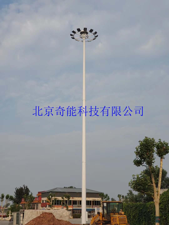 房山区25米高杆灯