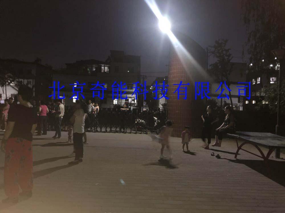 新三余村太阳能二体灯