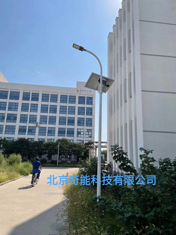 天津轮胎厂路灯改造工程
